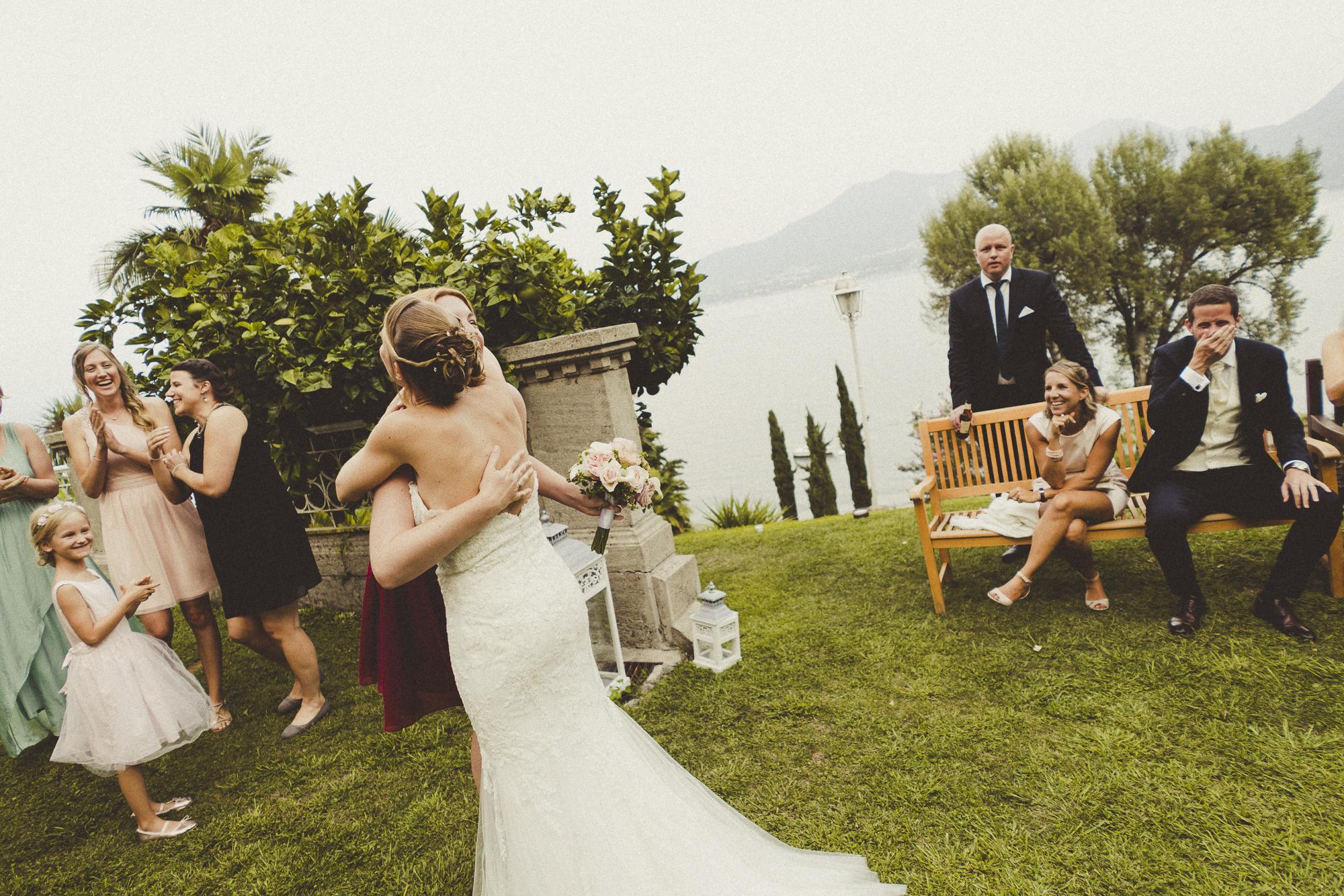 Fotografo matrimonio Lago Maggiore: Villa Volpi
