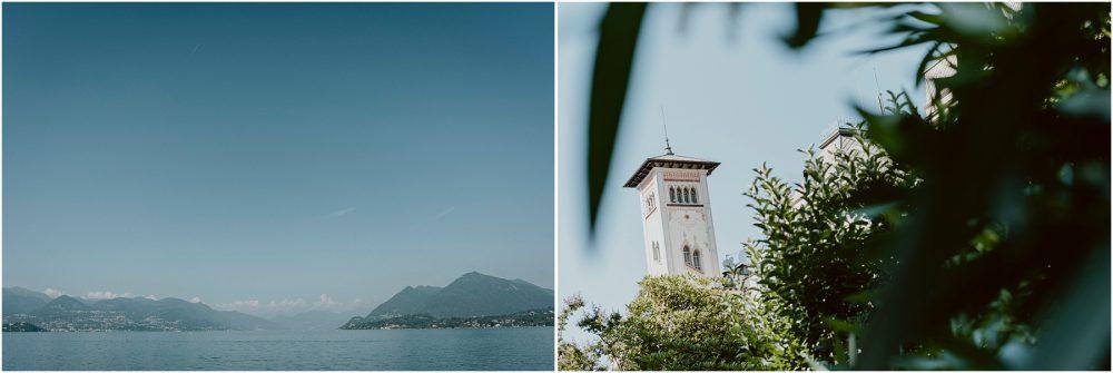 Il lago maggiore e il Grand Hotel Des Iles Borromees
