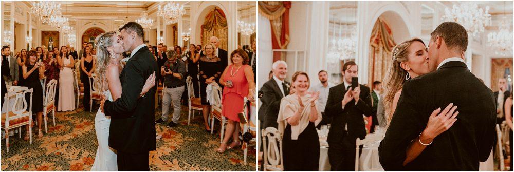 Grand Hotel Des Iles Borromees, matrimonio Lago Maggiore Stresa gli sposi: primo ballo